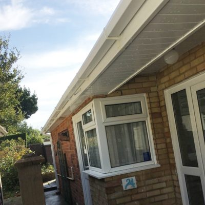 Guttering Cleaning in Bognor Regis and Chichester