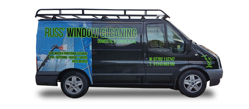 Russ Window Cleaning in Bognor Regis