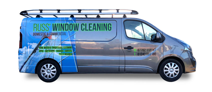 81db88944a Russ Window Cleaning - Bognor Regis